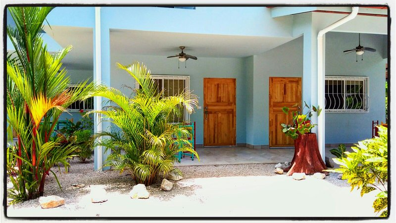 "Private Outdoor Patio - Apartment ""Ceiba BLANCA"""