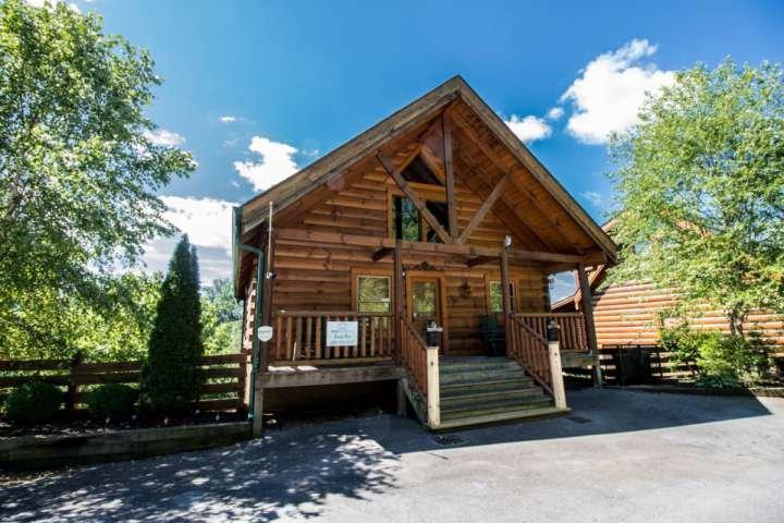 Zippie Troppo - Bella Log Cabin in Smoky Mountains del Tennessee orientale