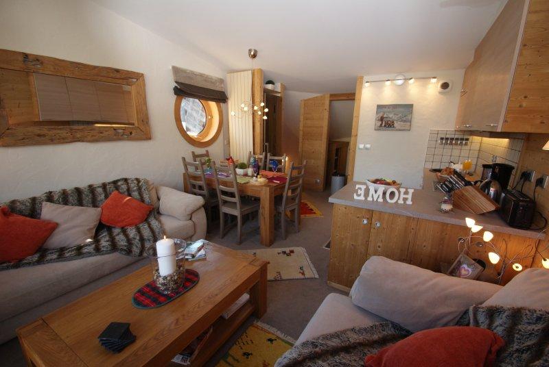 Avoriaz Chalets - Chalet Neva - 4 star, vacation rental in Avoriaz