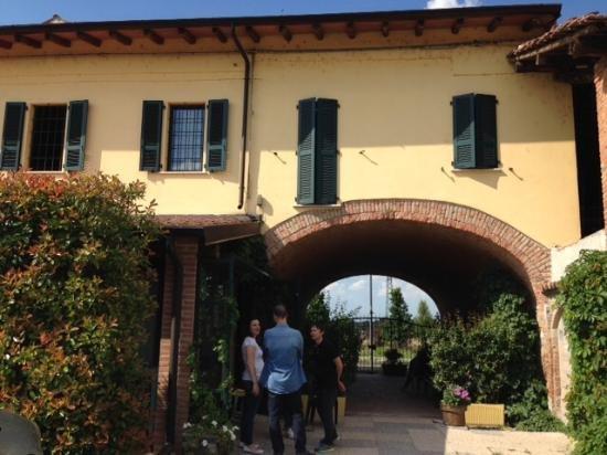 Agriturismo la Foce del Trebbia, vacation rental in San Colombano al Lambro
