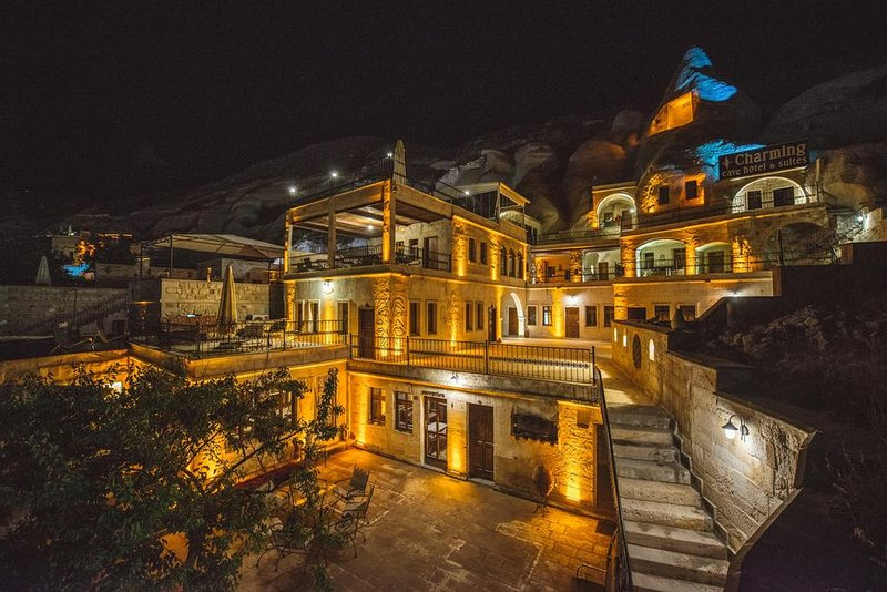 Charming Cave Hotel  - Standard Double Stone Room - 1, holiday rental in Nevsehir