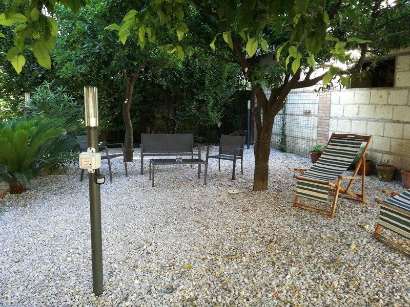 La Mansarda, vakantiewoning in Montella
