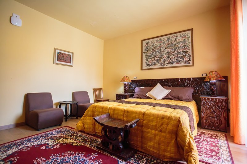 DIMORA TRE CANCELLI BEDROOM 1, holiday rental in Grassano