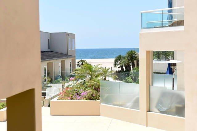 Beachfront Retreat, location de vacances à Marina del Rey