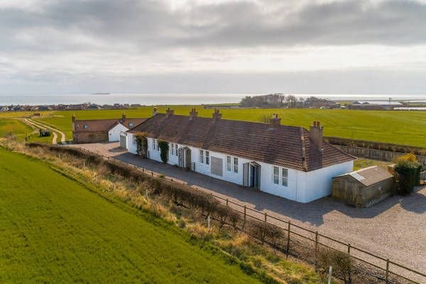 Cradle Cottage, holiday rental in Crail