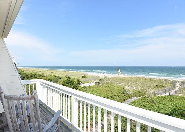A Long Walk Oceanfront Deck