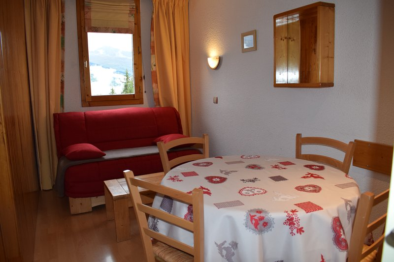 La Plagne / Les Coches / Résidence Zig Zag - Appartement 4 personnes, holiday rental in Les Coches