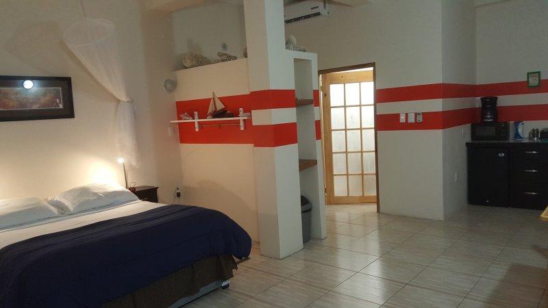 Carolina Point Resort -Studio  Apartment 2 - Close to Pigeon Point Beach Tobago, holiday rental in Trinidad and Tobago