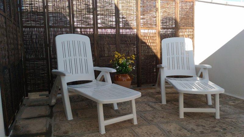 MANSARDA Fulcignano, holiday rental in Galatone