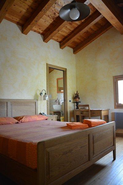 family quadruple king size  bedroom