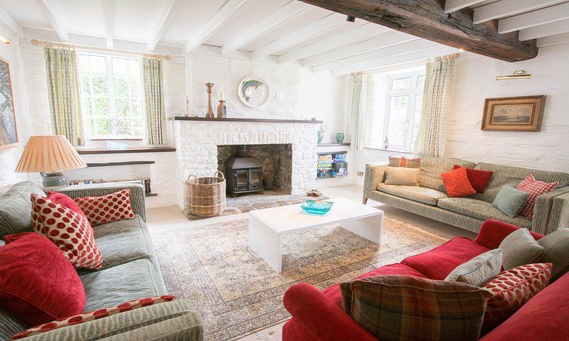 Mill Farm Croyde | 4 Bedrooms | Sleeps 9 | Dog Friendly & Sauna, holiday rental in Braunton