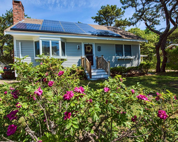 Great Location at LeCount Hollow Beach A/C Sleep 6, location de vacances à Wellfleet