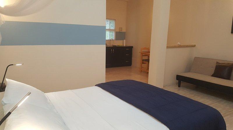 Carolina Point Resort -Studio Apartment 3 - Close to Pigeon Point Beach Tobago, holiday rental in Trinidad and Tobago