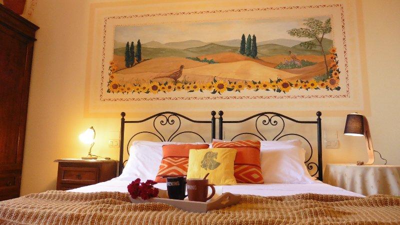Girasole Apartamento - dormitorio