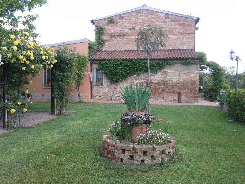 Villa Iris - garden