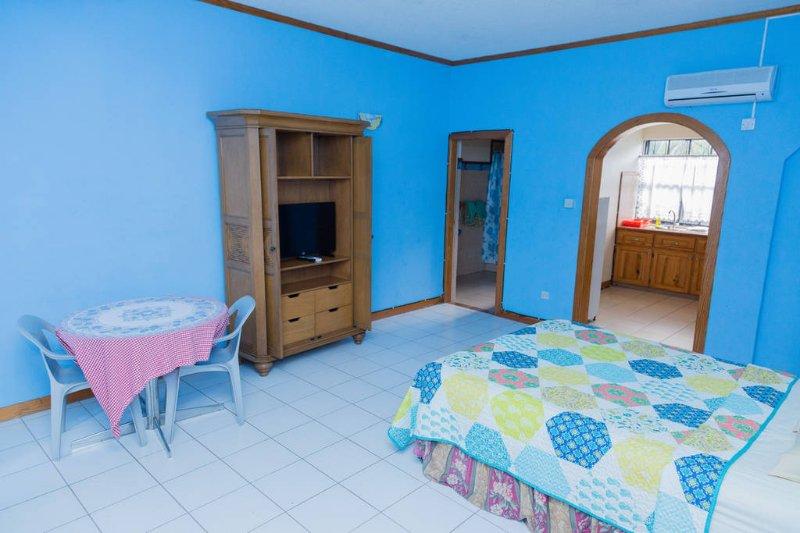 Hewanorra Gardens Room2, holiday rental in Vieux Fort