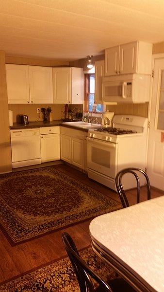 cucina e sala da pranzo