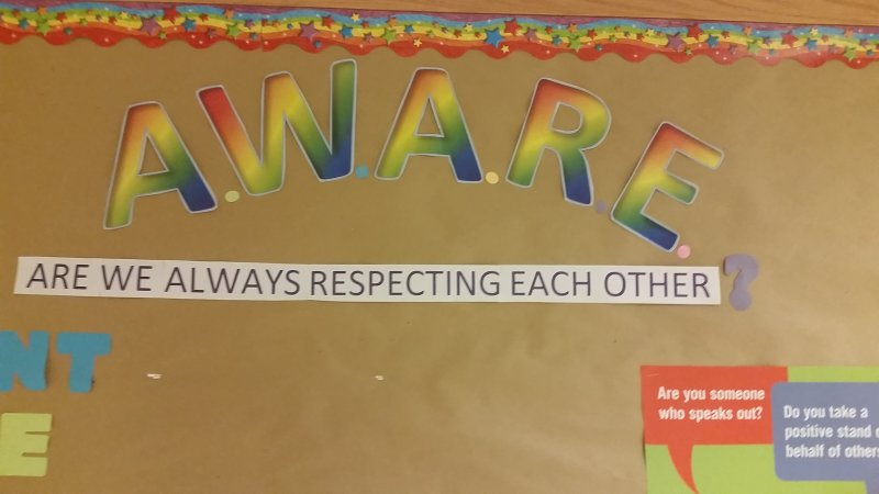 Are We Always Respecting Each Other-love urself and each other