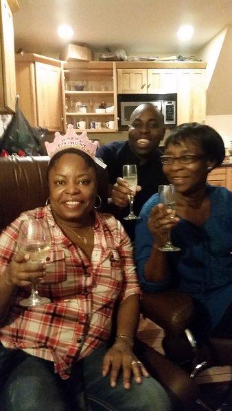 La mia famiglia e I-44 ° compleanno