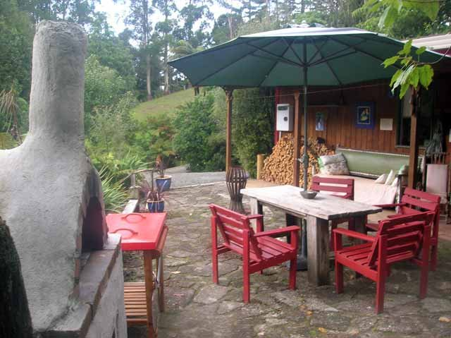 Totara Cabin, holiday rental in Waitomo Caves