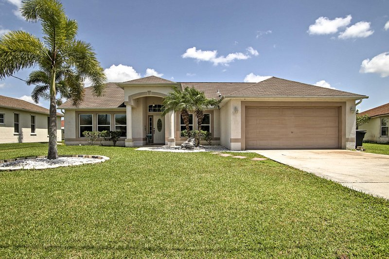 Book the ultimate Florida getaway at this Port St. Lucie vacation rental house!
