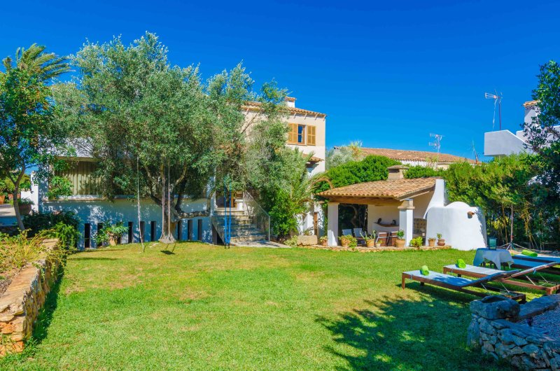 CAN BOIRA - Chalet for 8 people in Portocolom, holiday rental in Cala Marcal