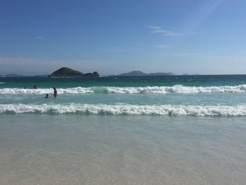 Figueira Beach (detrás de la casa)