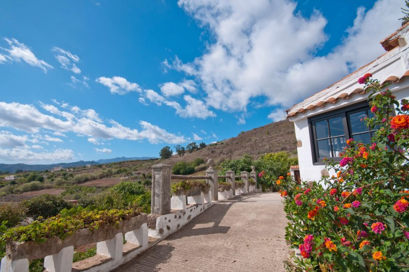 Holiday cottage in Teror, vacation rental in Teror