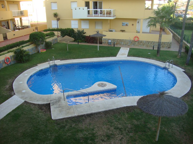 Pool available all year