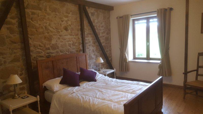 Gîte 1 dans la campagne creusoise, vacation rental in Saint-Maurice-la-Souterraine