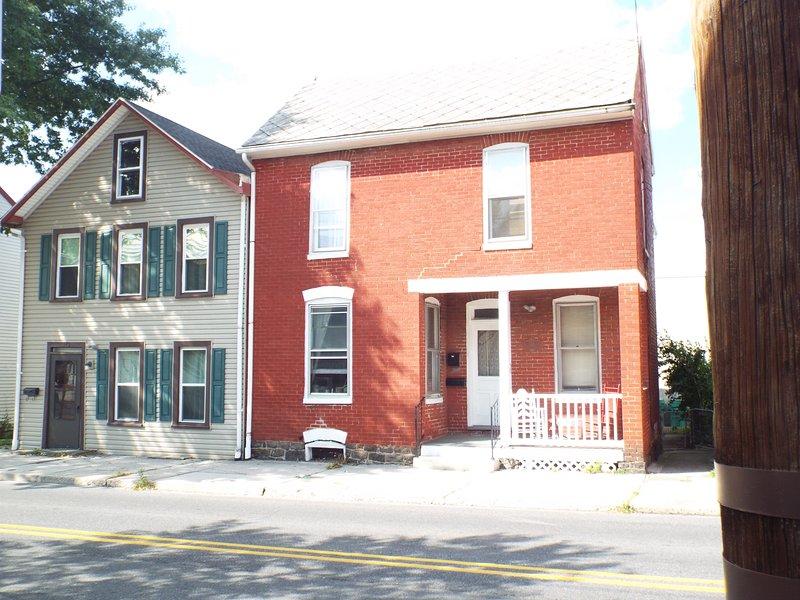 Nuestra otra casa de vacaciones, El Retiro Gettysburg está situado justo al lado en 145!