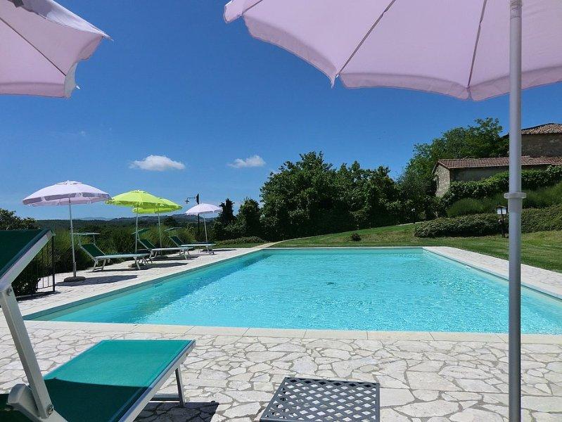 Casa Gelso C, Ferienwohnung in Colle di Val d'Elsa