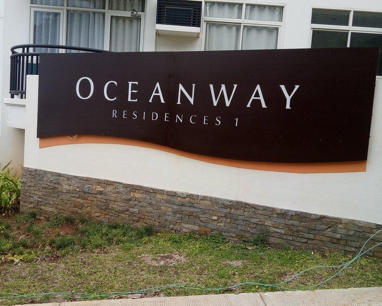 Newcoast Oceanway Residence, holiday rental in Boracay