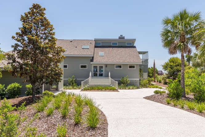 This 5 star beachfront home is completely remodeled and absolutely gorgeous.