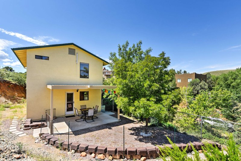 From this central location, you'll enjoy easy access to downtown Prescott and  an abundance of outdoor activities!