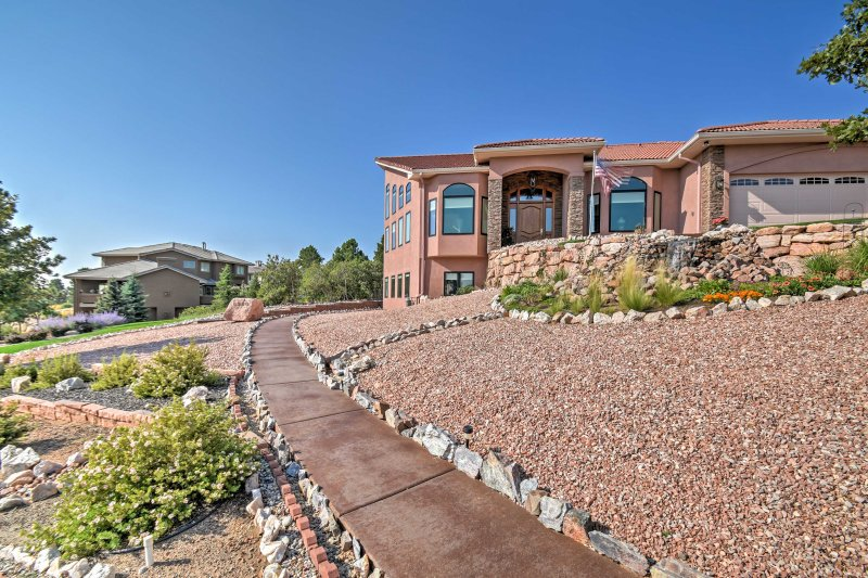 Colorado Springs House Near Garden Of The Gods Updated 2019