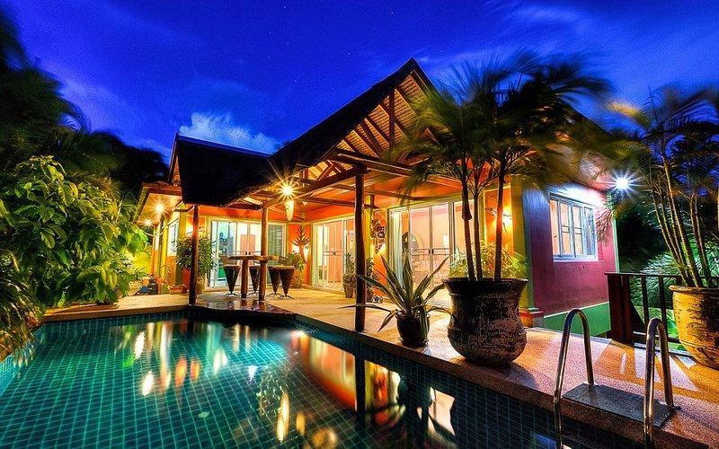 Chaba Pool Villa, holiday rental in Nai Harn