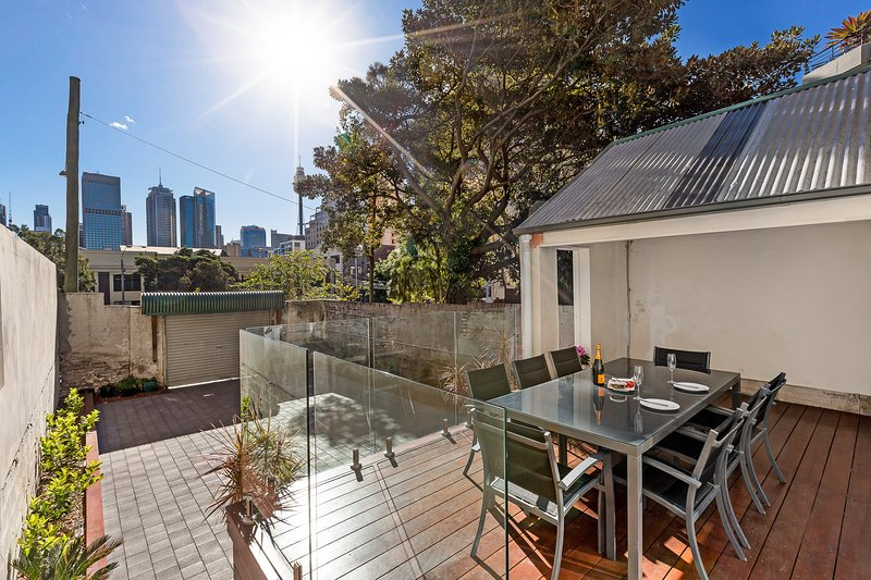 Unwind with separately spaced bedrooms, living & outdoor areas, ideal for 2 couples. Secure parking.