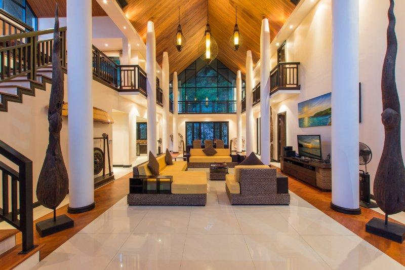 Hidden Pool Villa, location de vacances à Nai Harn