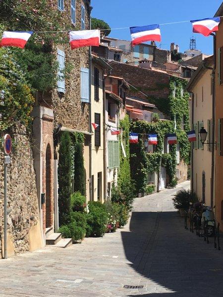 Wunderbar Provence.