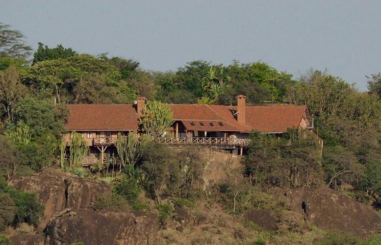 Kiota Safari House, vacation rental in Laikipia County