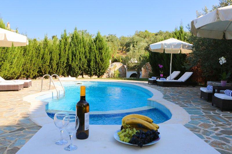 Villa Selini, location de vacances à Skiathos Town