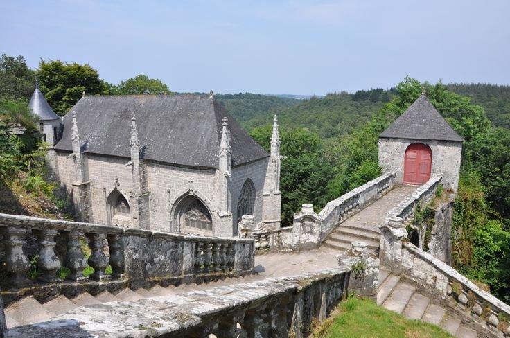 Welcome au pays du Roi Morvan, vacation rental in Arzano