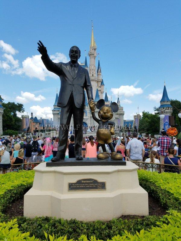 Bienvenido a Disney!