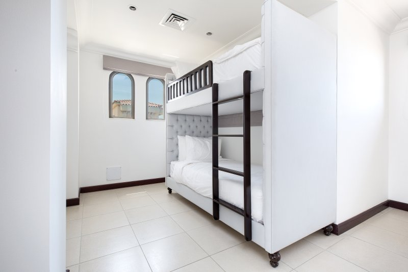 3rd Floor Bunk Bed within Master Family Suite