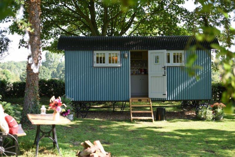 The Scrumpy Shepherd, vacation rental in Stonham Aspal