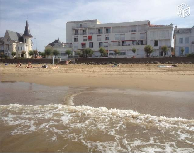 STUDIO 20 METERS HIGH BEACH ROYAN