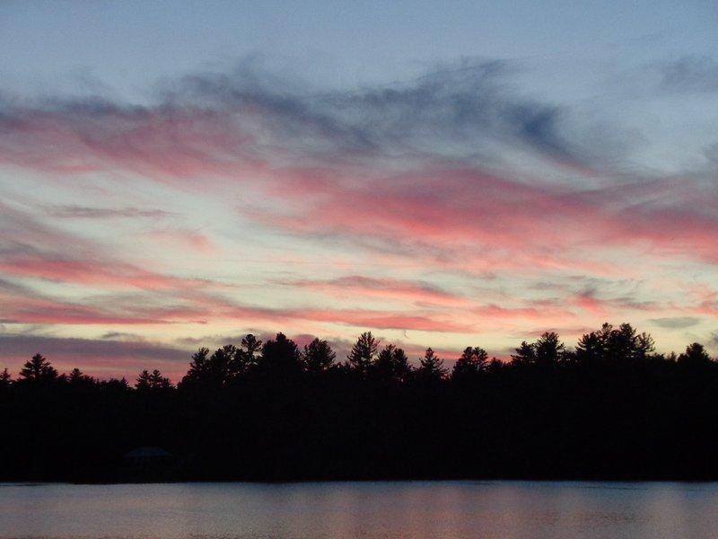 tramonto tipica dalla nostra spiaggia