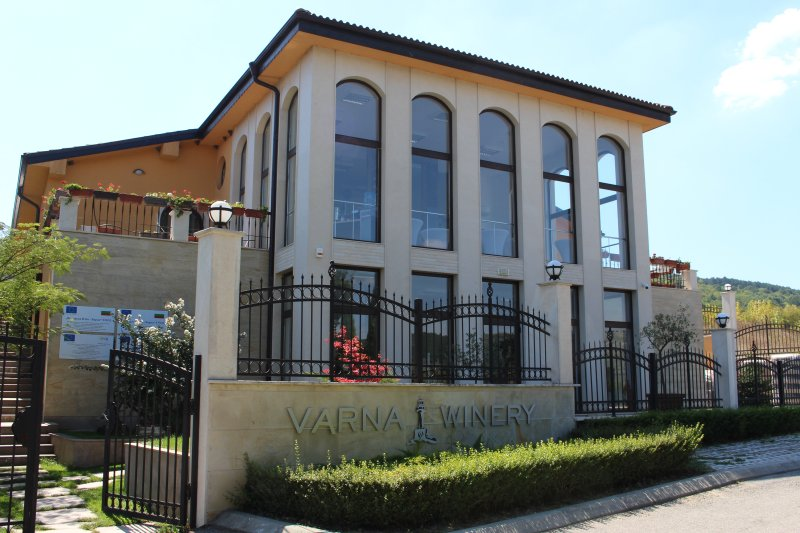 Varna Winery in close proximity