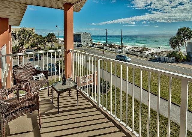 Balcony View of Paradise